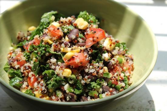 Crazy quirky quinoa