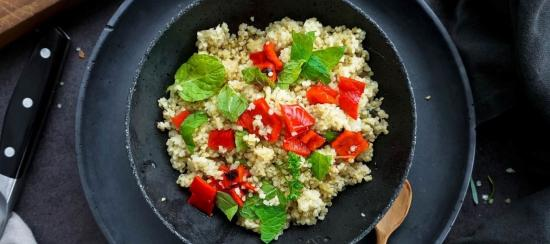 Quinoa: a complete protein and an important source of fibre
