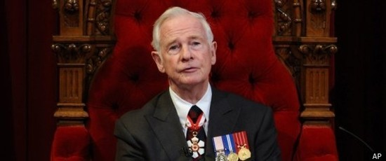Governor General's Award Winners Announced Today