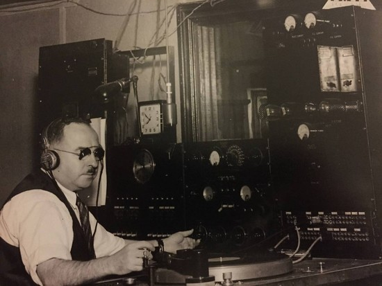 Dr. GM Geldert: A Pioneer of Radio Broadcasting