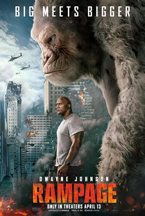 Film Review: Rampage