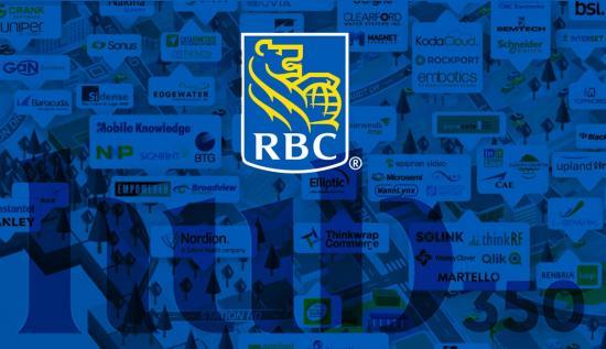 RBC announced as the financial anchor at Hub 350