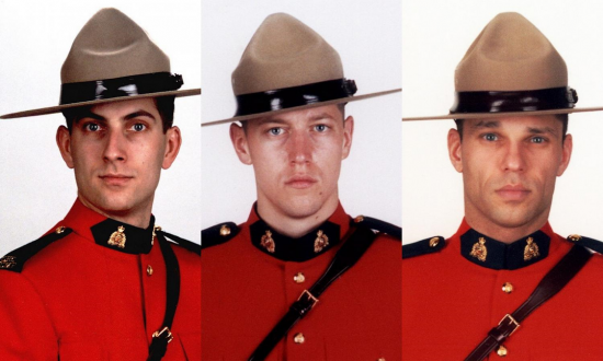 BREAKING: RCMP Ignoring Report Cost Officer's Lives