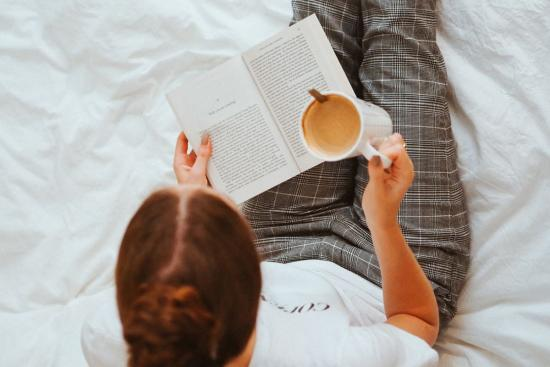 Six books to read on cold winter evenings