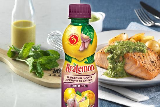 Add some zing to your summer cooking with ReaLemon