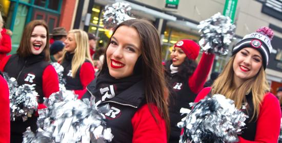 Grey Cup Festival Highlights
