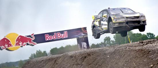 Red Bull GRC Takes off at Aviation Muesum