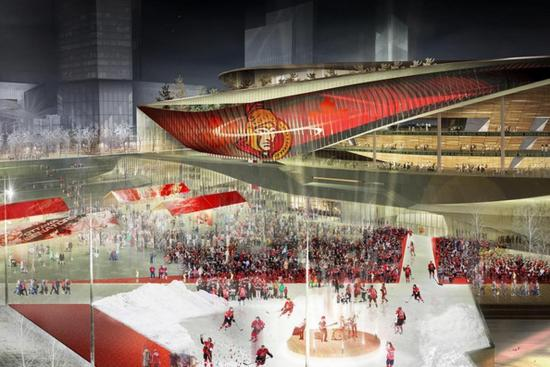 NCC and RendezVous Reach Agreement in LeBreton Flats Redevelopment