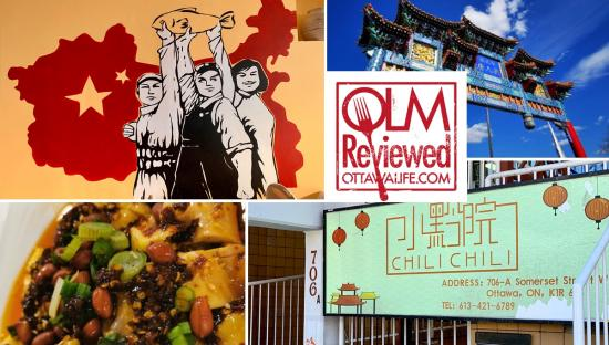 Best of Chinatown: Chili Chili has authentic Chinese food with a spicy kick