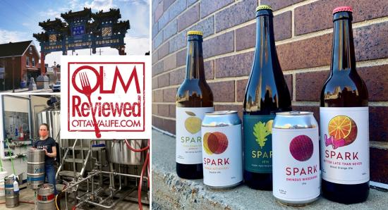 Best of Chinatown: Try fun twists on old favourites with Spark Beer
