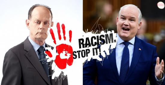 Alearning moment for Erin O'Toole and Rex Murphy on racism in Canada