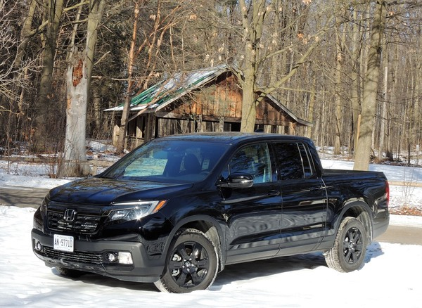 Ridgeline Still the Swiss Army Knife of Trucks