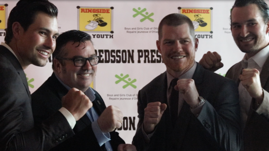 Ringside for Youth XXIV packs a punch