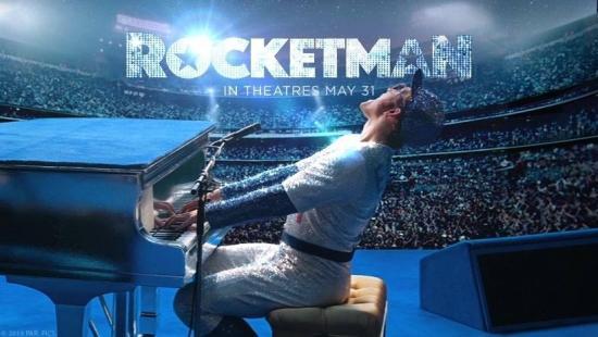 Rocketman Takes Off