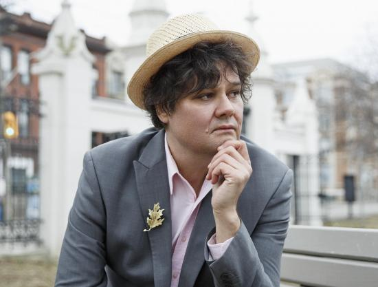 Ron Sexsmith Charms at National Arts Centre Performance
