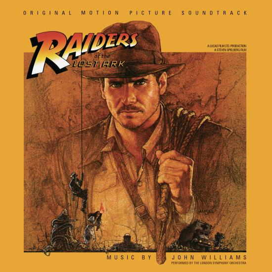 Indiana Jones Whips Onto Vinyl With Stunning Reissue of Raiders Soundtrack