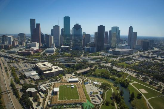 Houston, we do not have a problem: The city offers good eats, city views and more