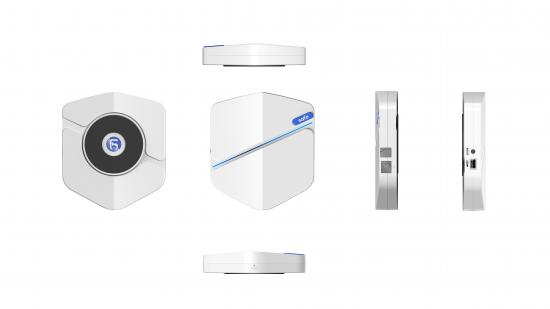Safe by HUB6 – Smart Security System