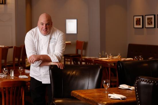 Chef Tim Wasylko Serves Up the Best of Ukrainian Cuisine  for Global Tastes International Food Night
