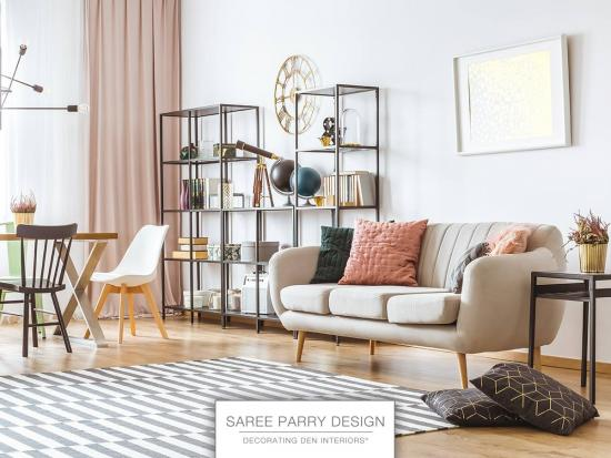Ottawa-based interior home decorator, Saree Parry, wins 1st place at international contest for luxury room design