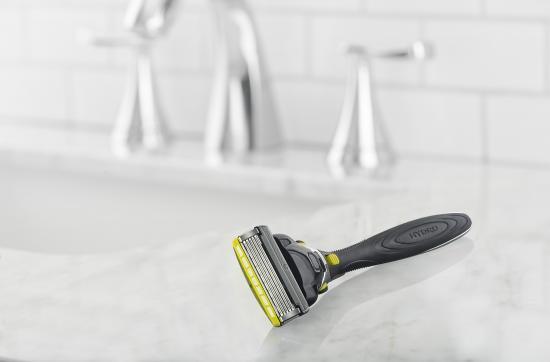 Schick Hydro 5 Sense, Welcome to the Future of Shaving