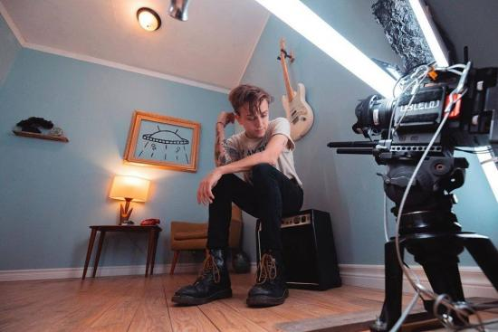 "Scott Helman on singing, songwriting and ""Hang Ups"""