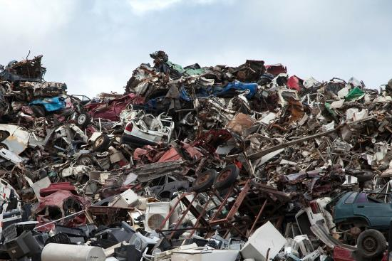 Report: City's Waste Diversion Performance is Garbage