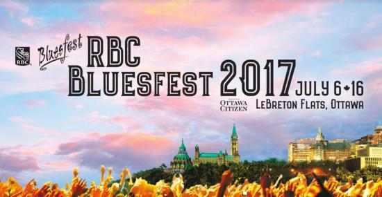 Tom Petty, P!NK, Muse, 50 Cent, Melissa Etheridge and More Set for an Epic 2017 Bluesfest!