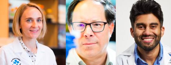 The Ottawa Hospital honours work of three researchers