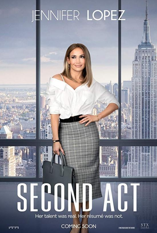 Film Review: Second Act