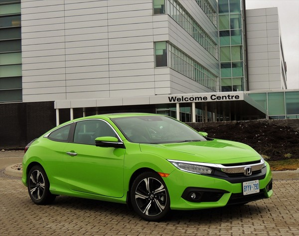 Sedan or Coupe? A Tale of Two Civics