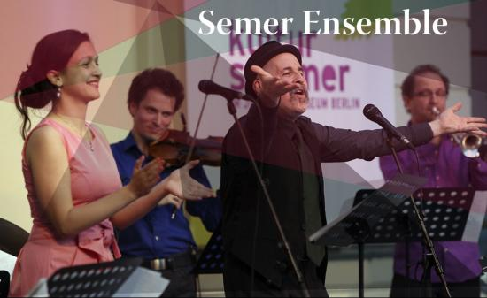 Semer Ensemble - Rescued Treasure