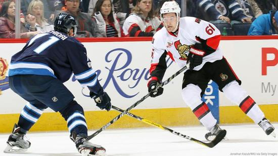 Karlsson's Value Can't be Questioned For Senators