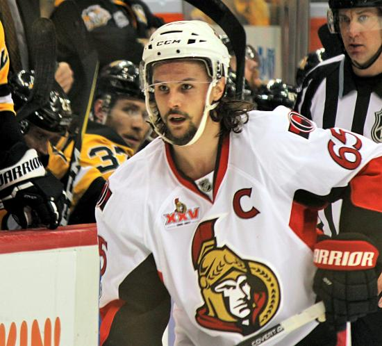 Could Senators Be Trading Karlsson?