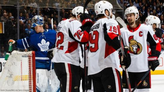 Bye Week for Sens and Leafs. How Does Ontario Hockey Look Moving Towards the Playoffs?