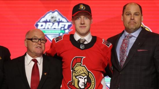 Bland draft gives way to NHL free agency
