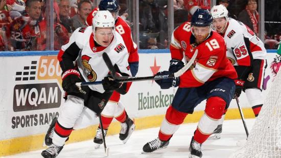 Senators still an outside bet for NHL playoff berth after steady start