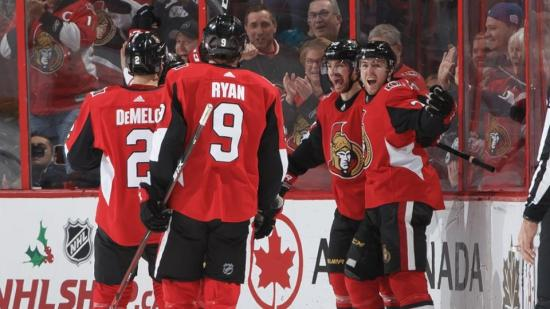 Karlsson's return trip anything but joyous