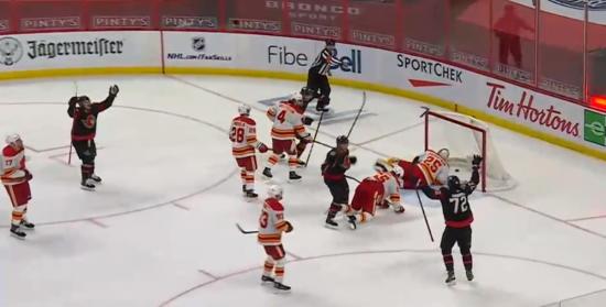 The Ottawa Senators are 20 games away from finishing this shortened 2020-21 season