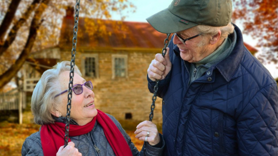 Tough conversations: how to talk to senior parents about personal support care