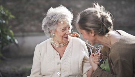 4 ways to help your senior parents age safely and comfortably at home
