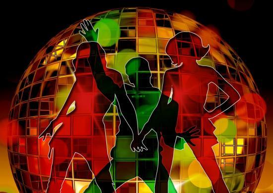 Boogie Night Jive Skatin' at the Preston Street Disco