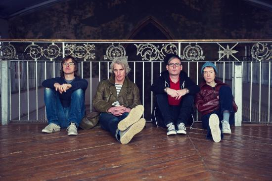 Sloan Bring the Indy Rock to Grey Cup Fest Tonight!