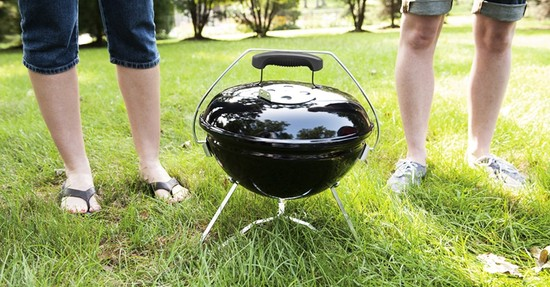 Camping Made Easy with Weber