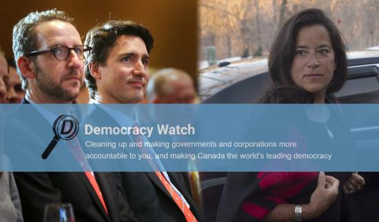 Democracy Watch calls for update on SNC-Lavalin prosecution