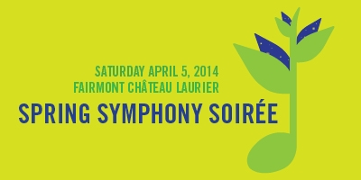Spring Symphony Soiree