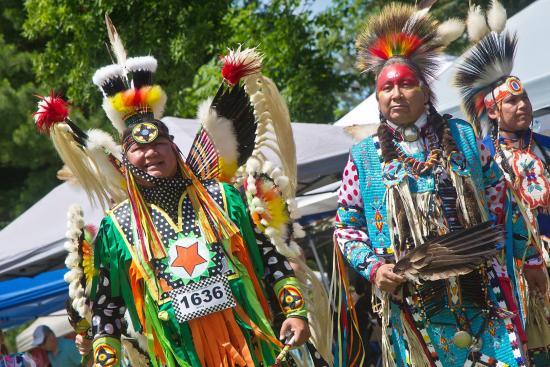 Indigenous Festival Welcomes Summer's Return