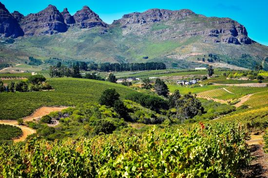 Some South Africa's most popular outdoor locations and activities