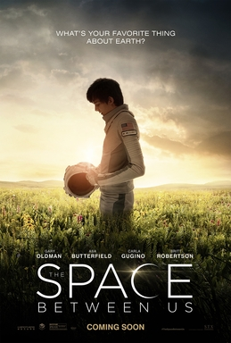 Film Review: The Space Between Us