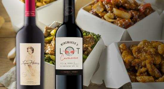 Spice up your take-out dinner with Carmenère